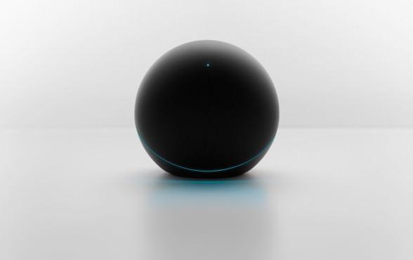 Nexus Q Front