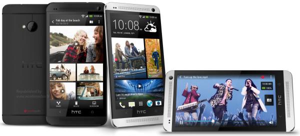 Första officiella produktbilden på HTC One – så här ser den ut