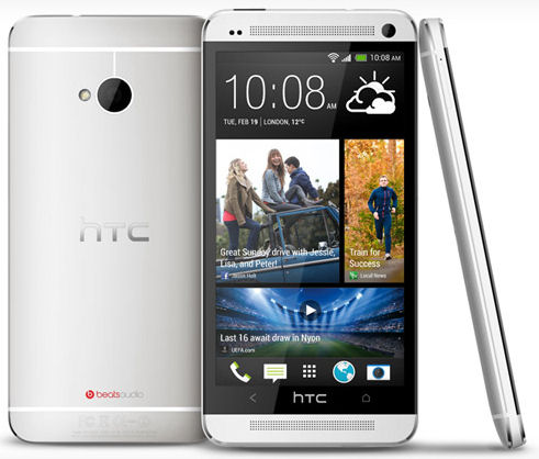 HTC presenterar Full HD-mobilen One i London – officiella bilder och specifikationer
