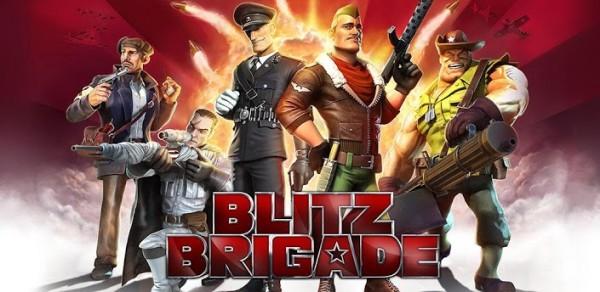 Gamelofts Blitz Brigade går nu att ladda hem gratis i Play Store