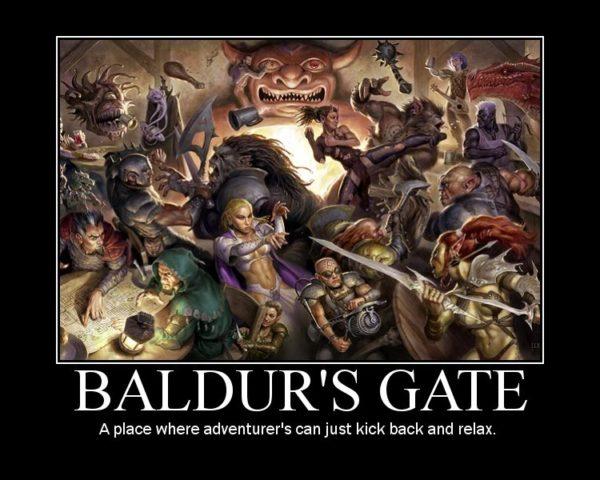Androidversionen av Baldur's Gate dröjer – har eventuellt ställts in