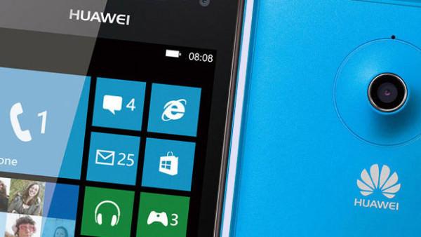 Huawei släpper snart dual-boot-smartphone med WP och Android