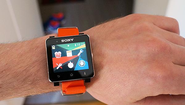 Sony SmartWatch 2-ägare kan nu använda egna bakgrundsbilder