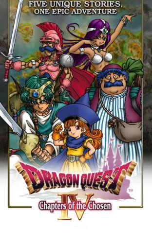 Speltipset: Dragon Quest IV