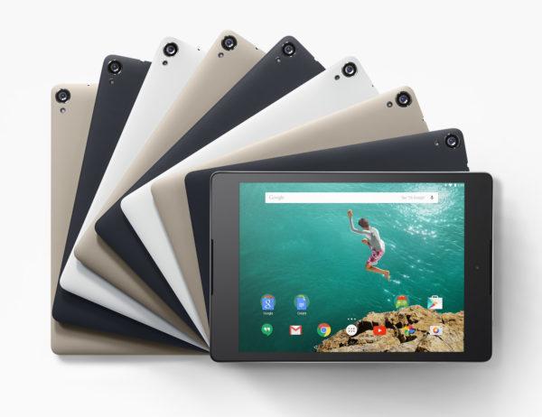Google slutar sälja surfplattan Nexus 9