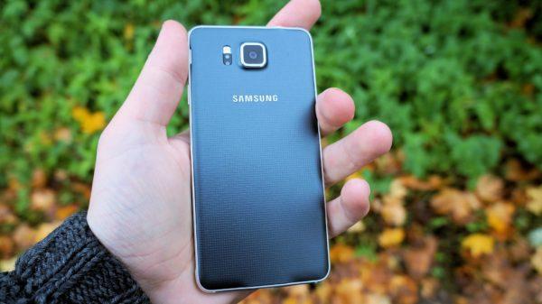 En närmare titt på Samsung Galaxy Alpha