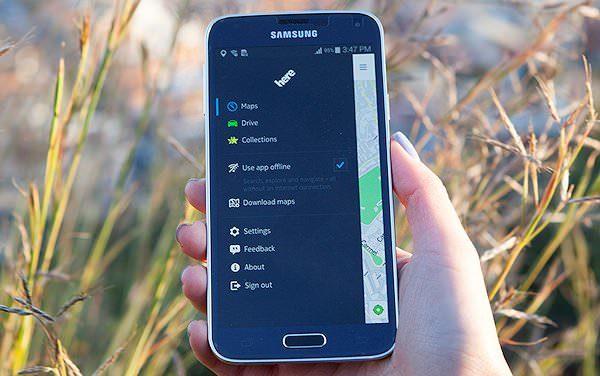 Kartprogrammet Nokia HERE lämnar betastadiet, får nya funktioner