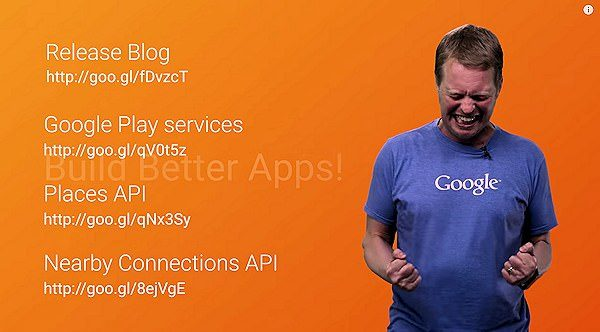Google berättar om Play Services 7.0 i två nya videor