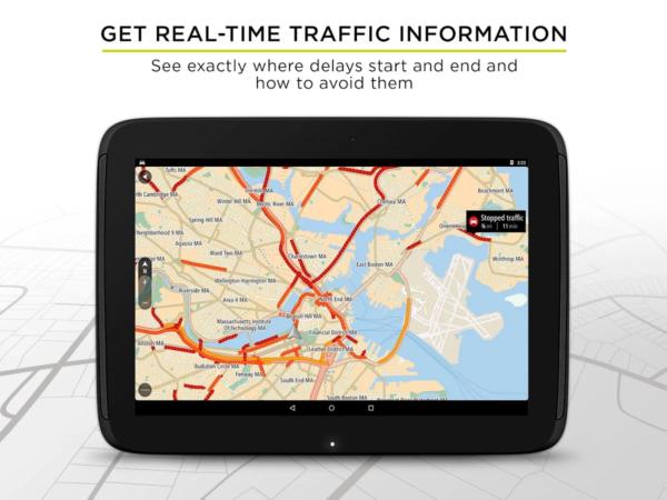 Navigationsföretaget TomTom släpper ny Androidapp