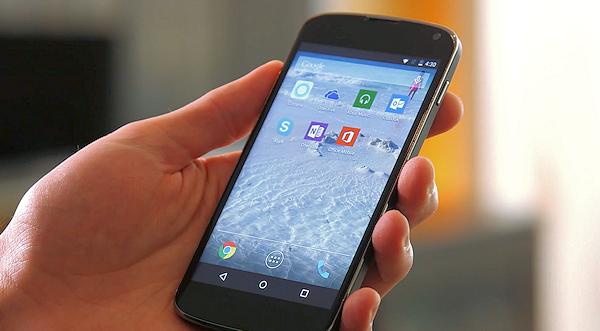Microsoft tillkännager Cortana för Android och IOS
