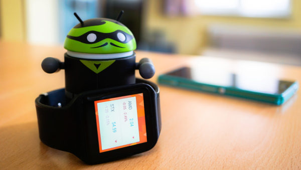 Sony SmartWatch 3 uppdateras till Marshmallow