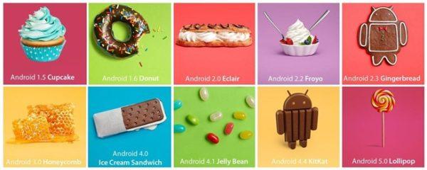 Vilken Androidversion kör din telefon?