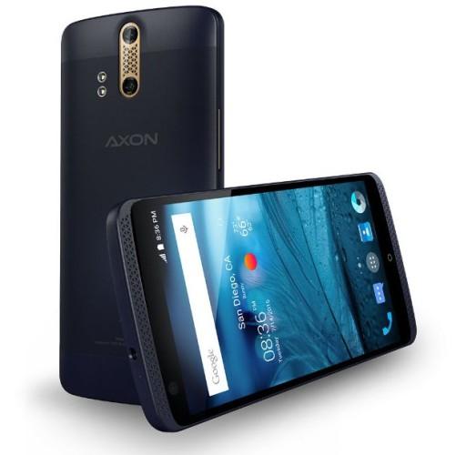 ZTE Axon erbjuder mycket hårdvara för pengarna