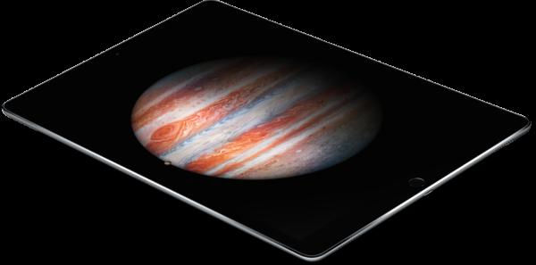 Apples senaste surfplatta Ipad Pro har 12,9-tumsskärm och pekpenna