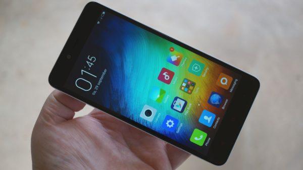 Vi testar Xiaomi RedMi Note 2