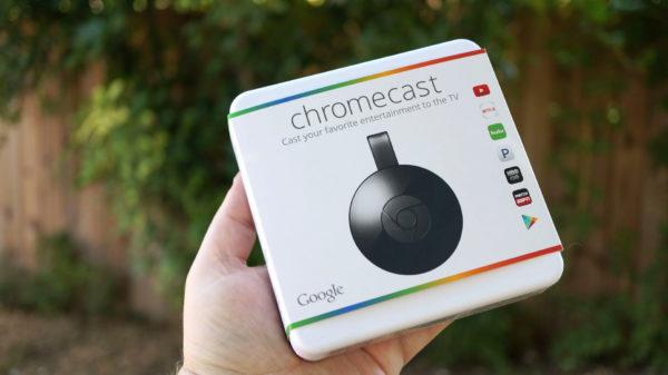 Google Chromecast 2 – uppackning och testkörning