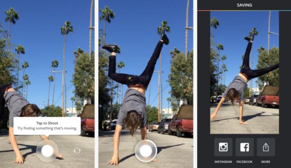 Instagram släpper Boomerang som skapar minivideor