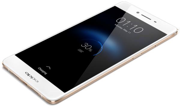 Oppo presenterar R7s med 4GB RAM