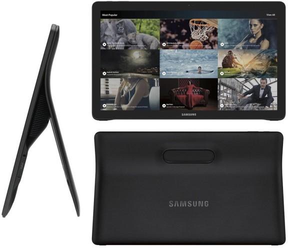 Galaxy View – enorm surfplatta från Samsung