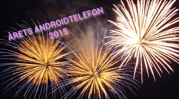 Vilken modell tycker du förtjänar titeln årets Androidtelefon 2015?