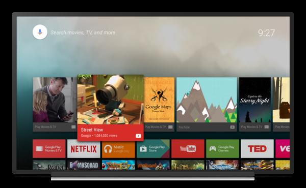 Utökat stöd för Android TV och högtalare med Google Cast under 2016