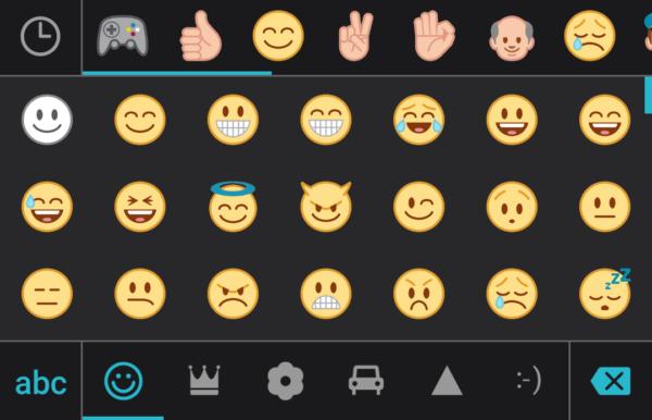 Här är de minst och mest använda emojisymbolerna