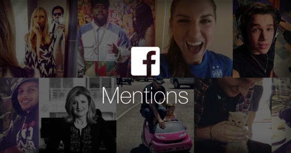 Facebook Mentions finns nu för Android [Notis]