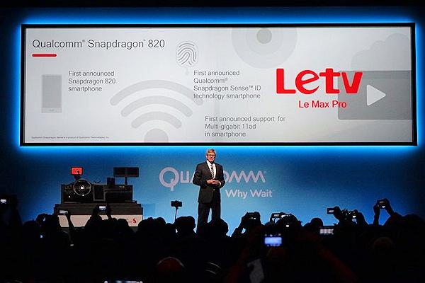 Letv Max Pro och Xiaomi Mi5 är två av de första Snapdragon 820-mobilerna
