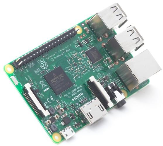 Raspberry Pi 3 börjar säljas för $35