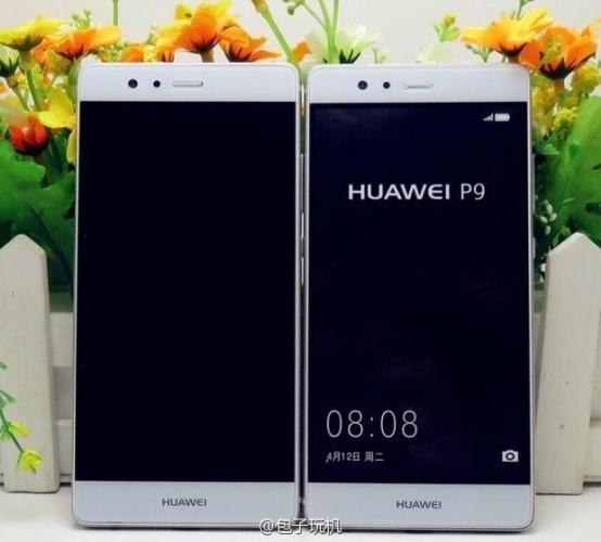 Huawei P9 figurerar i ny serie bilder