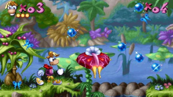 Ursprungliga Rayman släpps i Google Play