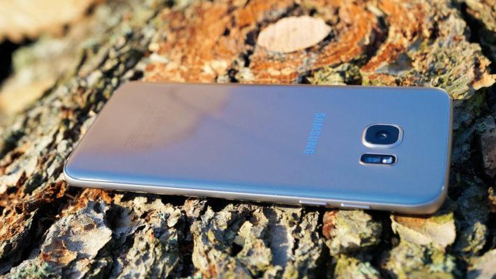 Vi testar Samsung Galaxy S7 Edge
