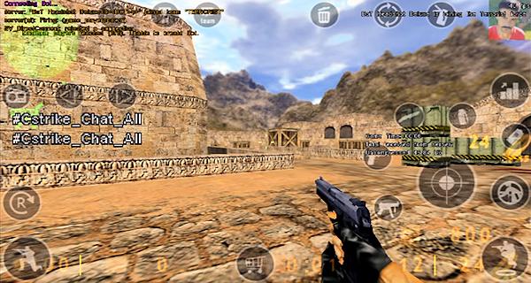 Utvecklare portar Counter-Strike 1.6 till Android