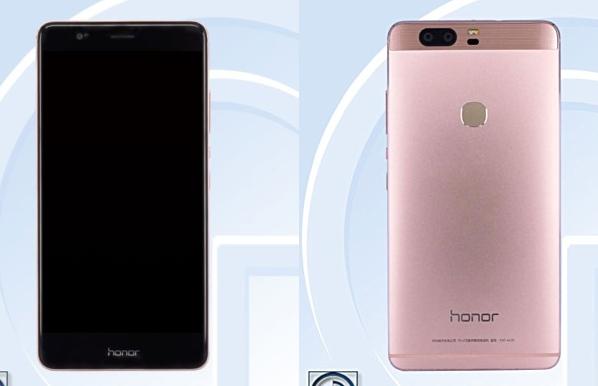 Huawei Honor V8 och ZTE Axon 2 dyker upp hos TENAA
