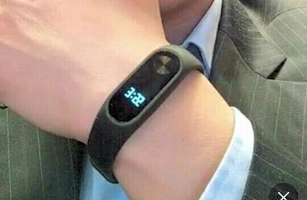 Xiaomi Mi Band 2 har display, fysisk knapp