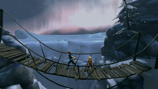 Konsolspelet Brothers: A Tale of Two Sons släpps i Play Store