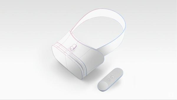 Google presenterar VR-plattformen Daydream
