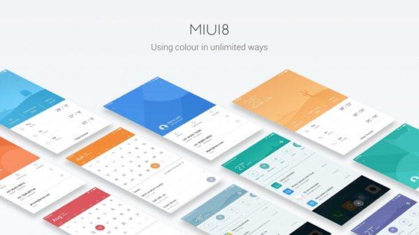 Xiaomi lanserar gränssnittet MIUI 8 globalt