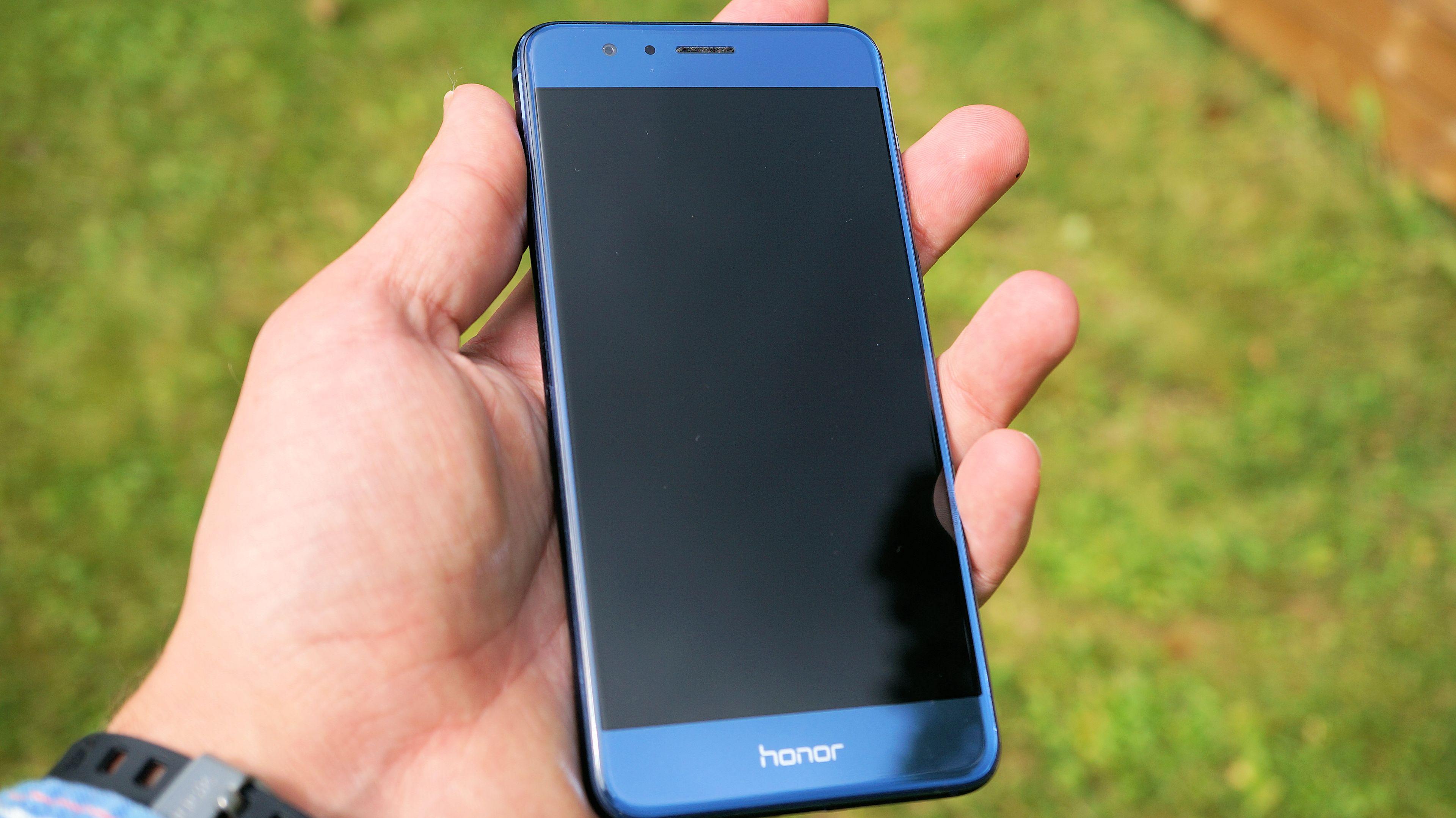 En närmare titt på Huawei Honor 8