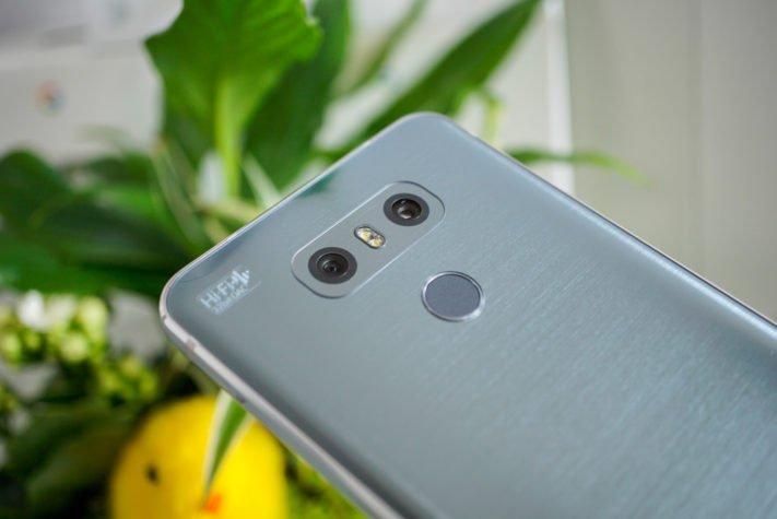 Test av LG G6