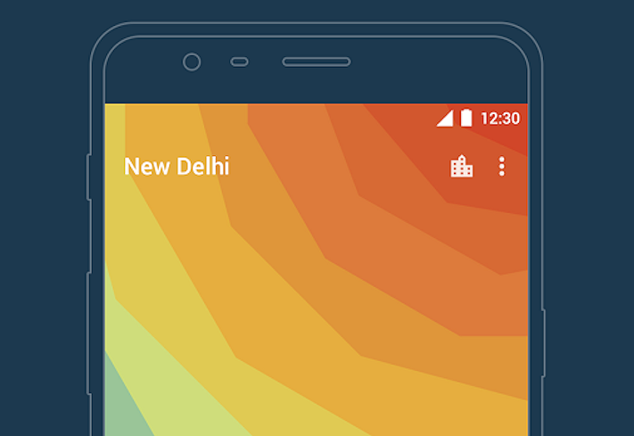 OnePlus släpper sin väder-app i Google Play