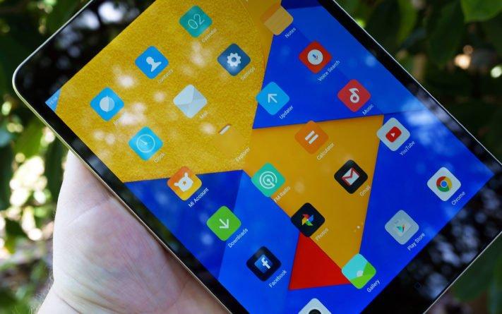 Minitest av Xiaomi Mi Pad 3