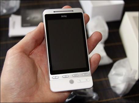 HTC Hero unboxing, tack till Dee_Jay på Swedroids forum