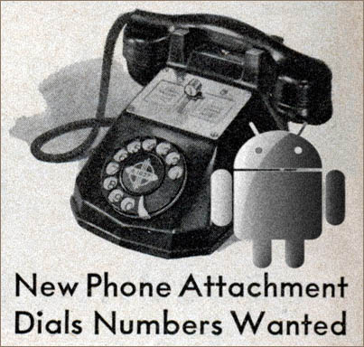 Android Dialers