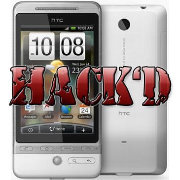 HTC Hero - Rootad