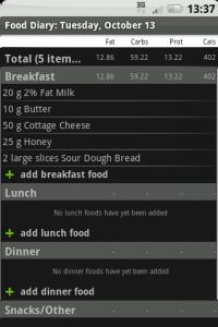 caloriecounter_diary