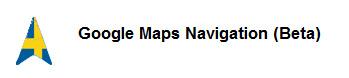 Google Nav i Sverige