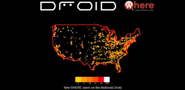 droidmap