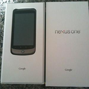 Nexus One - Box