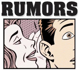 Rykten, rumours
